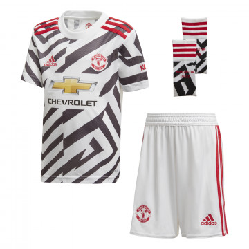Tenue junior Manchester United third 2020/21