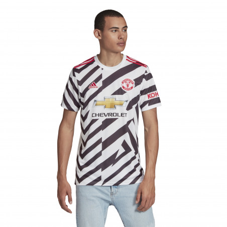 Maillot Manchester United third 2020/21