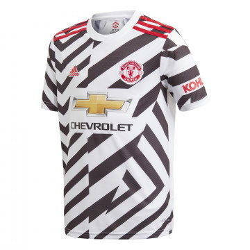 Maillot junior Manchester United third 2020/21
