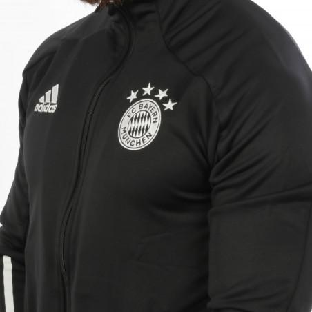 Ensemble survêtement Bayern Munich noir 2020/21