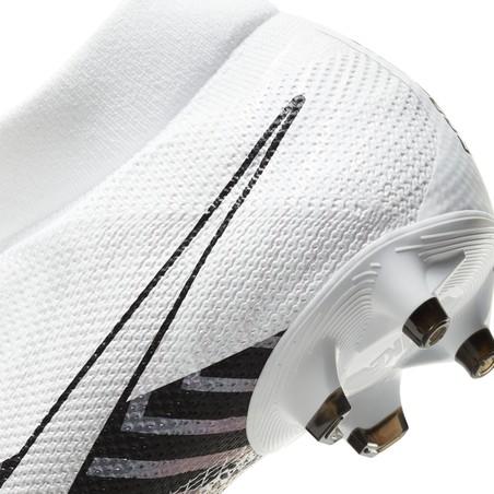 Mercurial Superfly VII Pro AG-Pro blanc noir