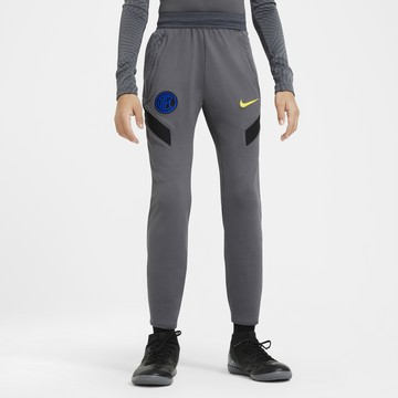 Pantalon survêtement junior Inter Milan gris 2020/21