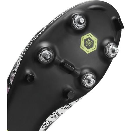 Nike Mercurial XIII Academy SG-Pro Anti-Clog blanc noir