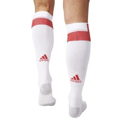 Chaussettes Manchester United domicile blanches 2016 - 2017