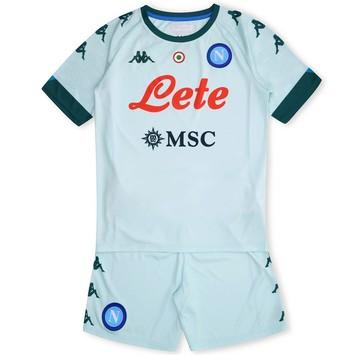Tenue junior Naples extérieur 2020/21