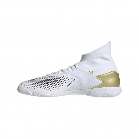 adidas Predator 20.3 Indoor blanc or