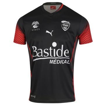 Maillot Nîmes Olympique third 2020/21