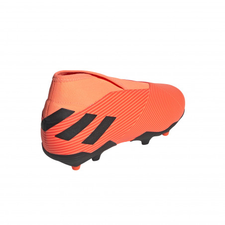 adidas Nemeziz junior 19.3 LaceLess FG orange