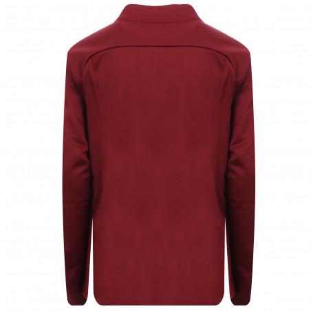 Sweat zippé junior LOSC rouge 2020/21