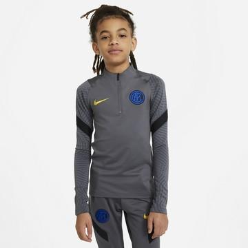 Sweat zippé junior Inter Milan gris 2020/21
