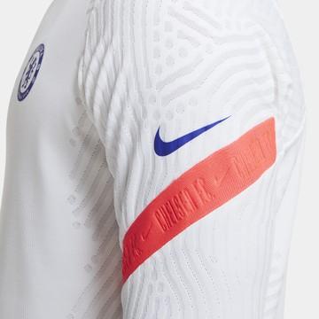 Sweat zippé Chelsea VaporKnit blanc rouge 2020/21