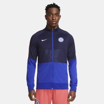 Veste survêtement Chelsea Anthem I96 bleu 2020/21