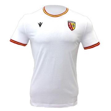 T-shirt RC Lens blanc 2020/21