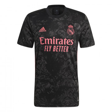Maillot Real Madrid third 2020/21