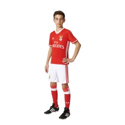 Short Benfica domicile junior blanc 2016 - 2017