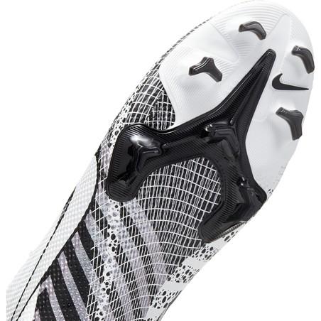 Nike Mercurial Vapor XIII Pro FG blanc noir