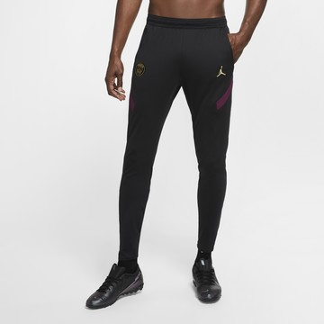 Pantalon survêtement PSG Strike noir violet 2020/21