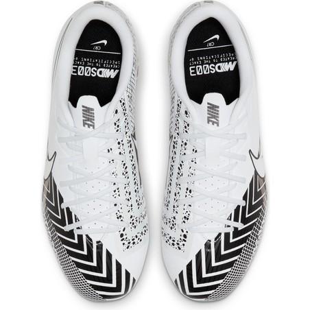 Nike Mercurial Vapor XIII junior Academy FG/MG blanc noir