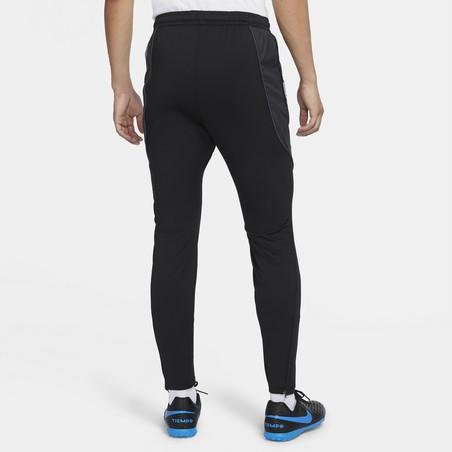 Pantalon survêtement Nike Strike noir jaune