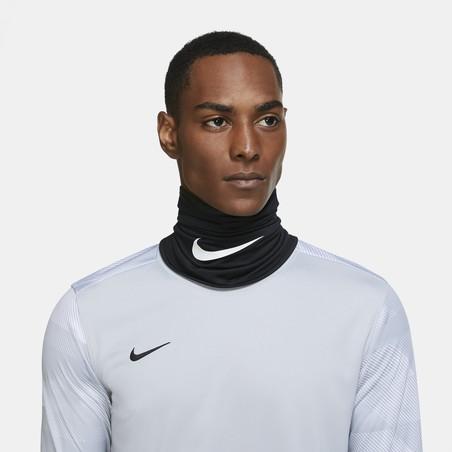 Cache cou Nike Strike noir blanc