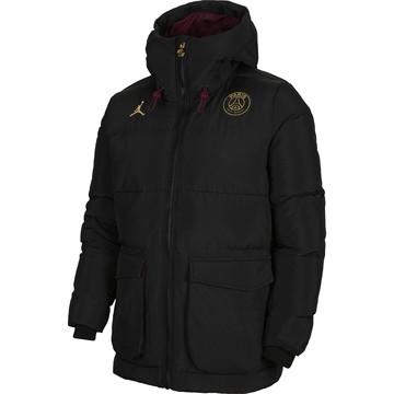 Manteau PSG Jordan noir 2020/21
