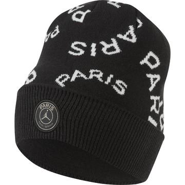 Bonnet PSG x Jordan noir blanc 2020/21