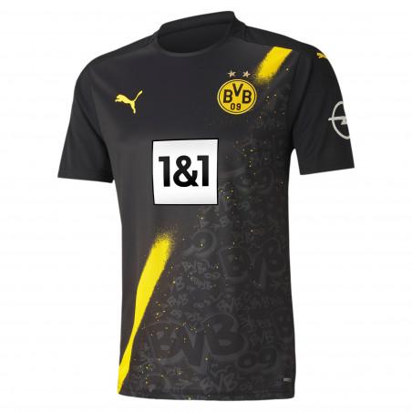 Maillot Dortmund extérieur 2020/21