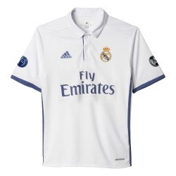 Maillot Real Madrid domicile junior UC 2016 - 2017