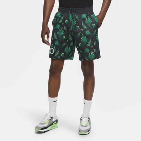 Short Nigéria vert 2020/21