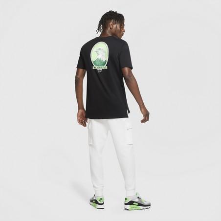 T-shirt Nigéria noir 2020/21