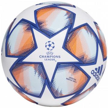 Ballon Officiel Ligue des Champions blanc bleu 2020/21