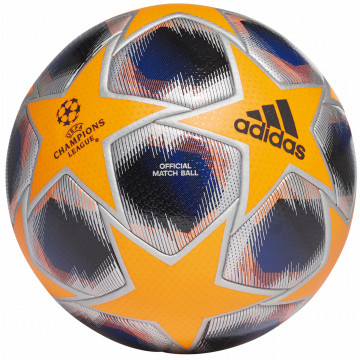 Ballon officiel Ligue des Champions bleu orange 2020/21