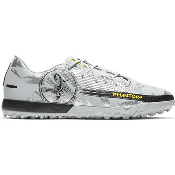 Nike Phantom GT Academy Turf basse gris jaune