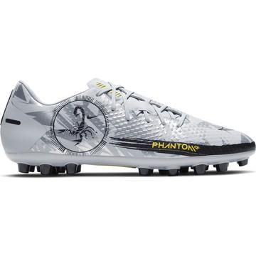 Nike Phantom GT Academy AG basse gris jaune