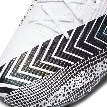 Nike Mercurial Vapor XIII Elite SG blanc noir