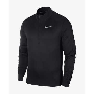 Sweat zippé Nike Running noir