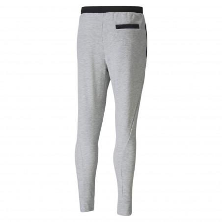 Pantalon survêtement Manchester City Fleece gris 2020/21