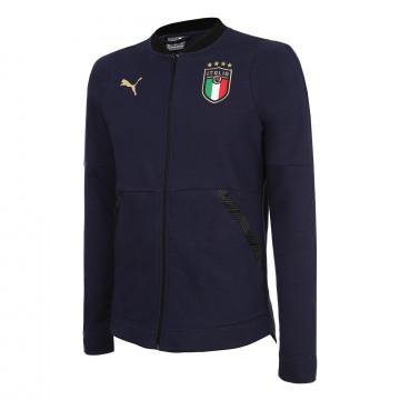 Veste survêtement Italie Casual bleu 2020