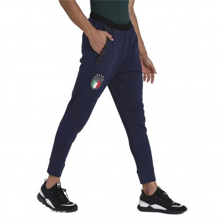 Pantalon survêtement Italie Casual bleu 2020