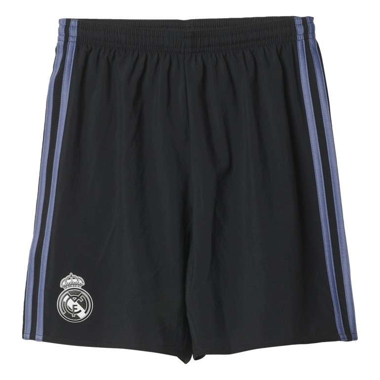 Short Real Madrid Third junior 2016 - 2017