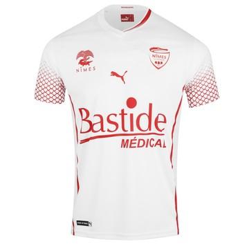 Maillot Nîmes Olympique extérieur 2020/21