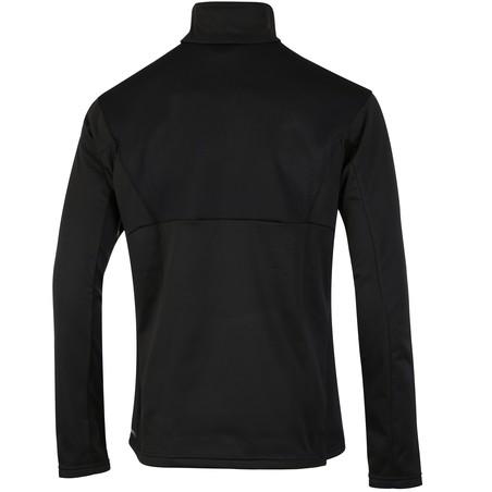 Sweat zippé Nîmes Olympique Fleece noir 2020/21