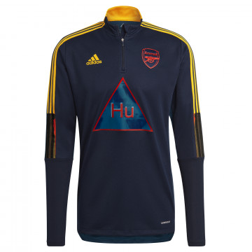 Sweat zippé Arsenal Human Race FC ÉDITION LIMITÉE