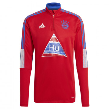 Sweat zippé Bayern Munich Human Race FC ÉDITION LIMITÉE