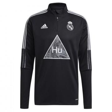 Sweat zippé Real Madrid Human Race FC ÉDITION LIMITÉE