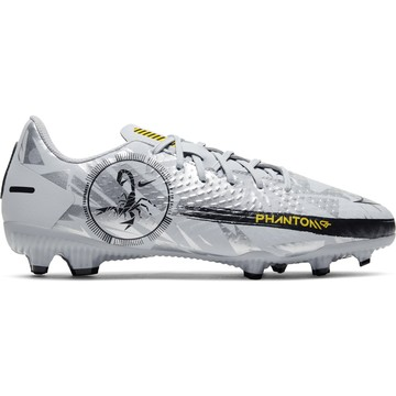 Nike Phantom GT junior Academy FG/MG gris jaune