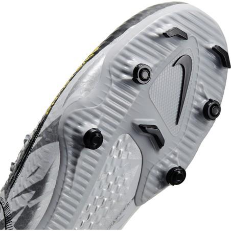 Nike Phantom GT junior Academy FG/MG gris jaune