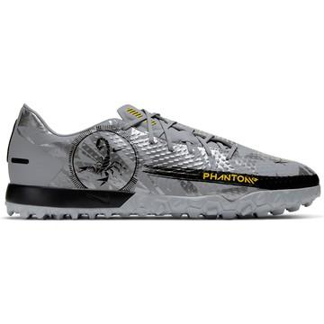 Nike Phantom GT Academy Turf gris jaune