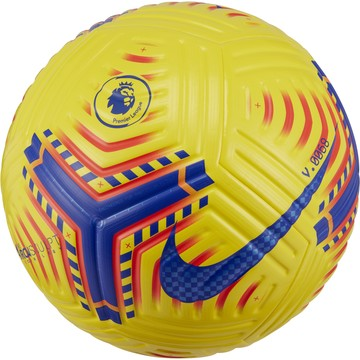 Ballon Nike Premier League Flight jaune 2020/21