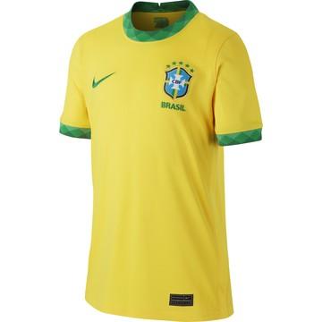Maillot junior Brésil domicile 2020